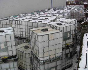 مخزن حفاظ دار - مخزن حفاظ دار 1000 لیتری